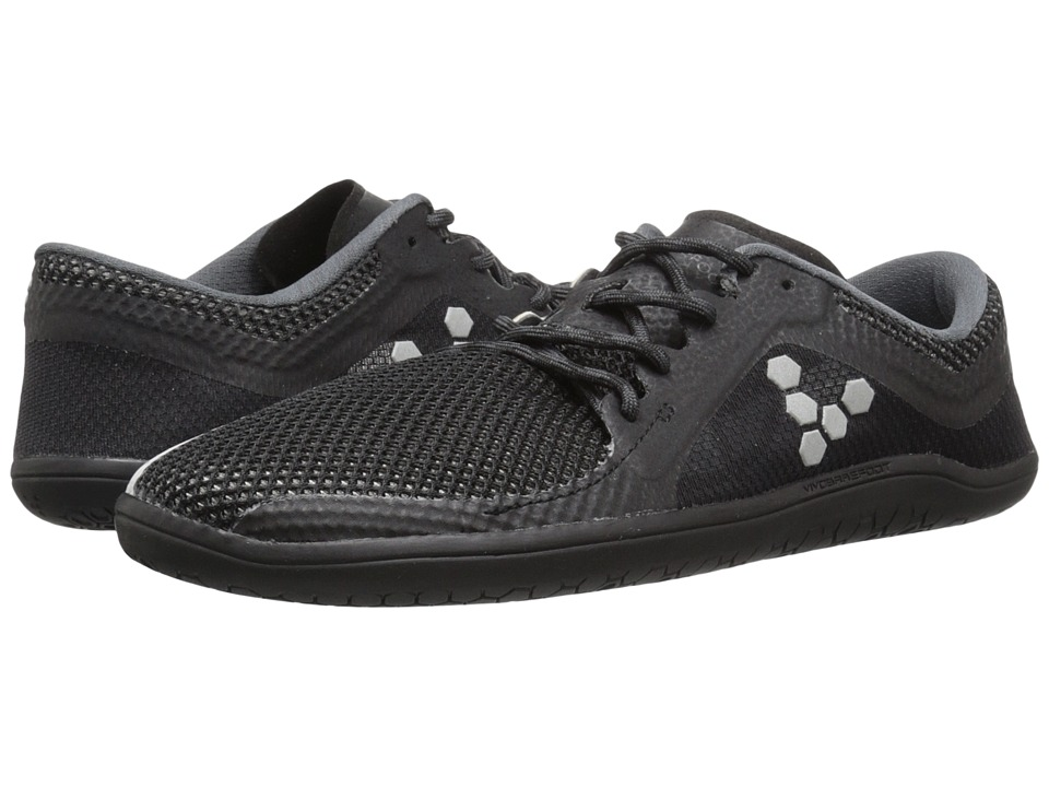Vivobarefoot Primus Road Black/Charcoal Womens Shoes