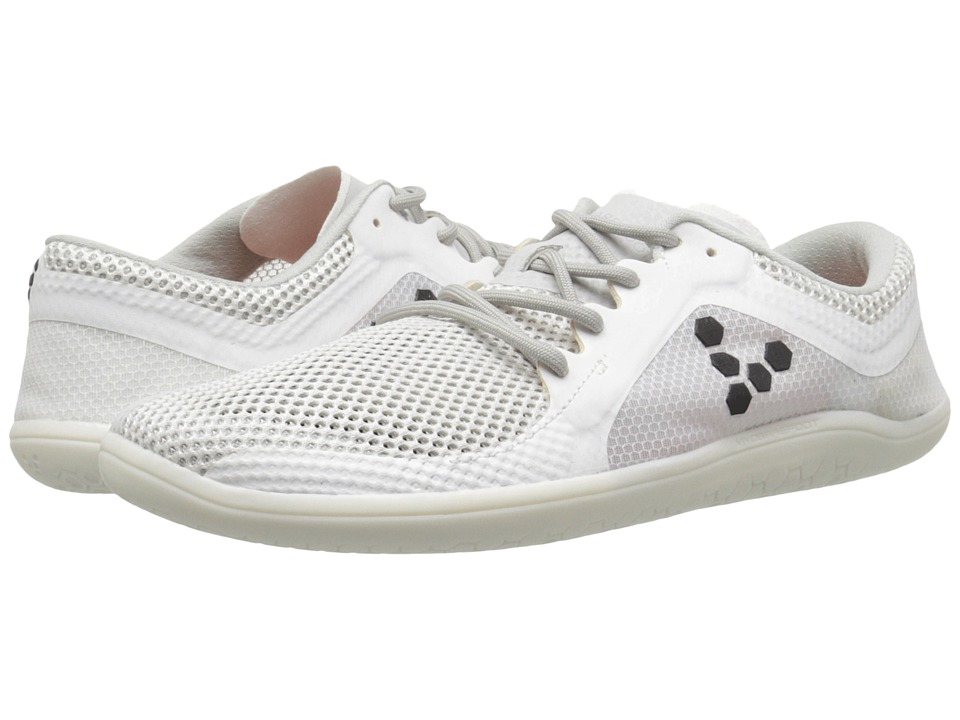 Vivobarefoot - Primus Road (White/Flame) Womens Shoes