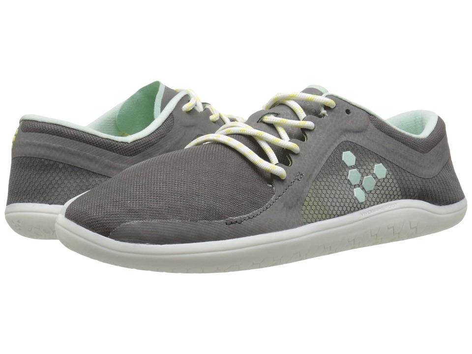Vivobarefoot - Primus Road (Grey/Opal) Womens Shoes