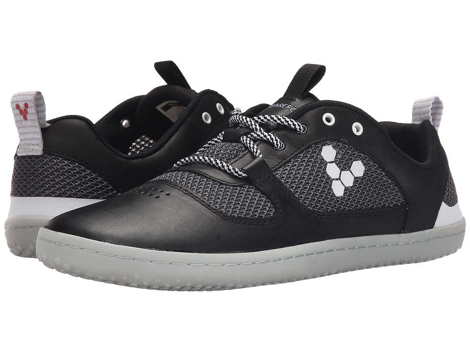 Vivobarefoot Aqua II Black/White Mens Shoes
