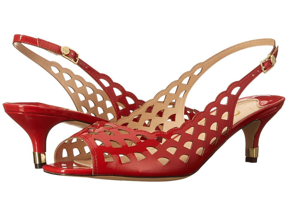 J. Renee Peppi (Red) High Heels
