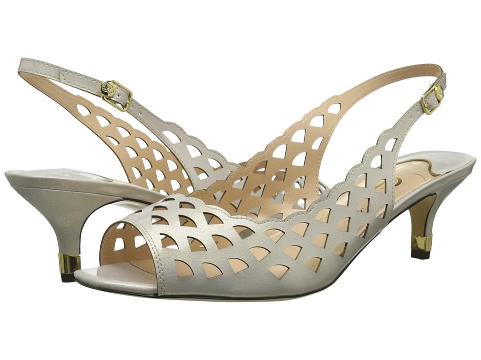 J. Renee Peppi (Cream) High Heels
