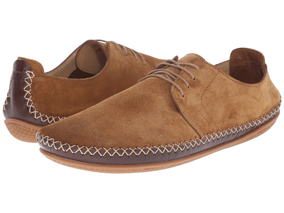 Vivobarefoot Opanka Lace Chestnut Mens Lace up casual Shoes