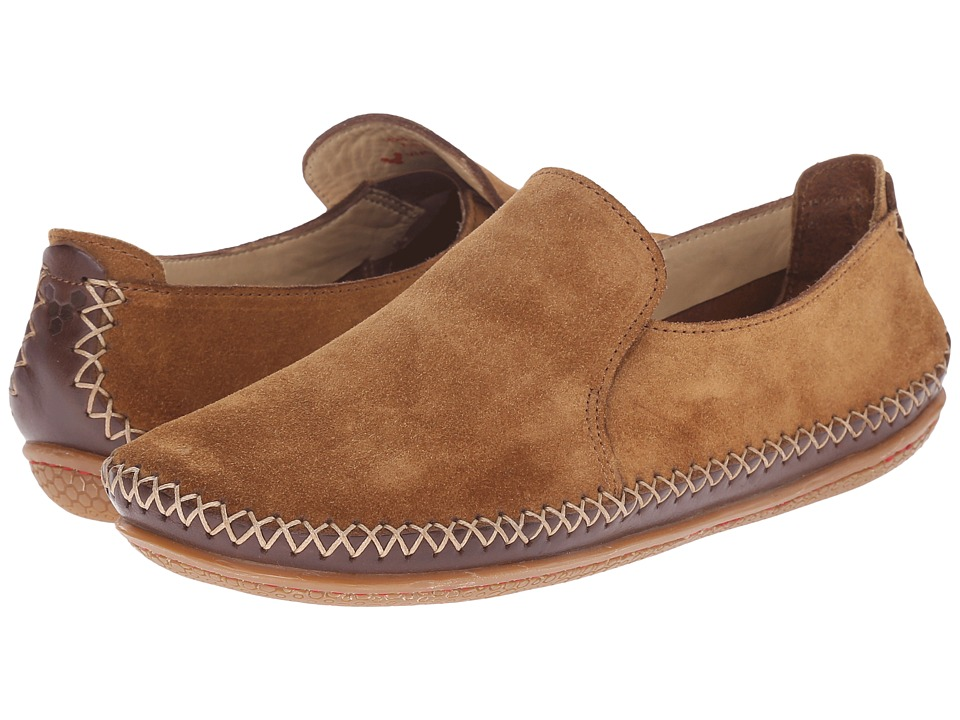 Vivobarefoot Opanka Slip On Chestnut Womens Slip on Shoes