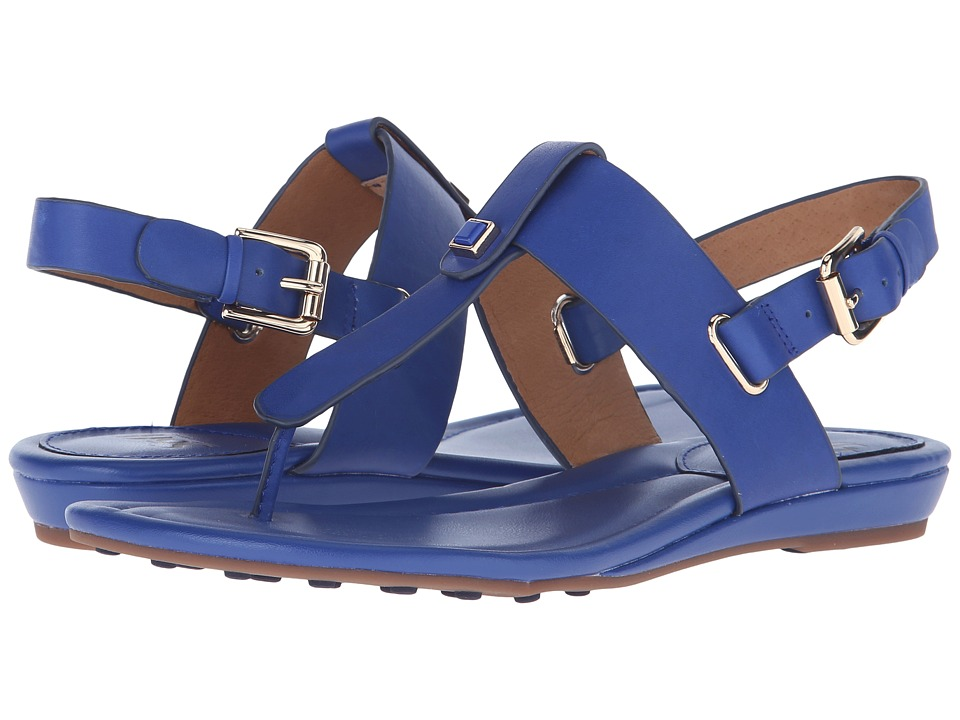 Sofft Alexie Electric Blue Sun Vege Womens Sandals