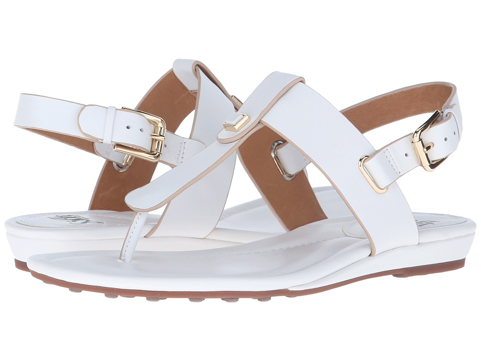 Sofft Alexie White M Vege Womens Sandals