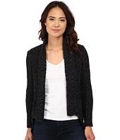 Olive & Oak - Woven Sweater Cardi