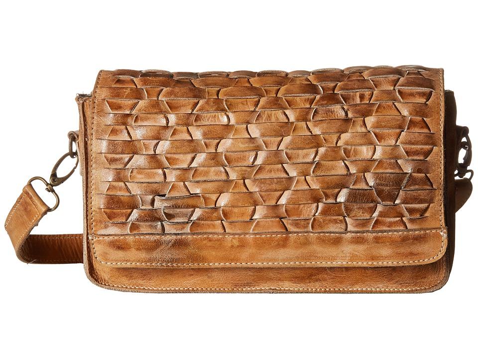 Image of Bed Stu - Aruba (Tan Rustic White BFS) Bags