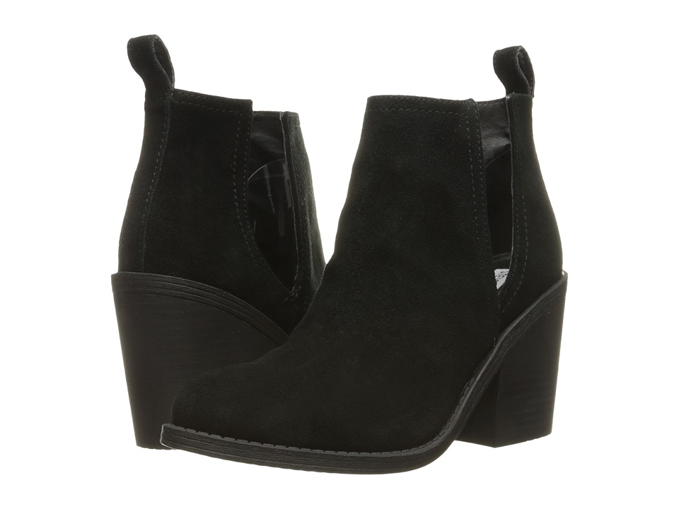 Steve Madden - Sharini (Black Suede) Women