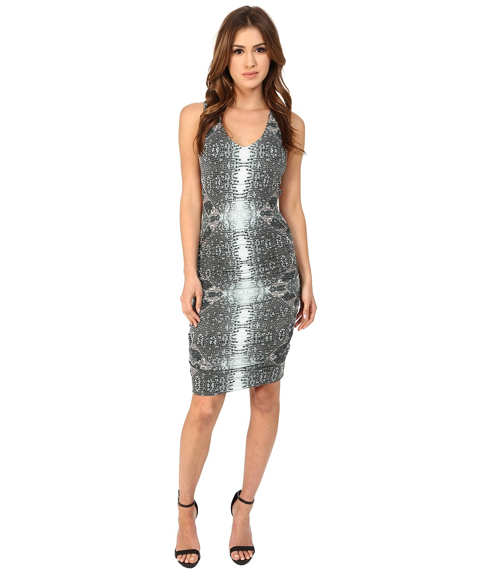 Tart Sasha Dress Aztec Python Womens Dress