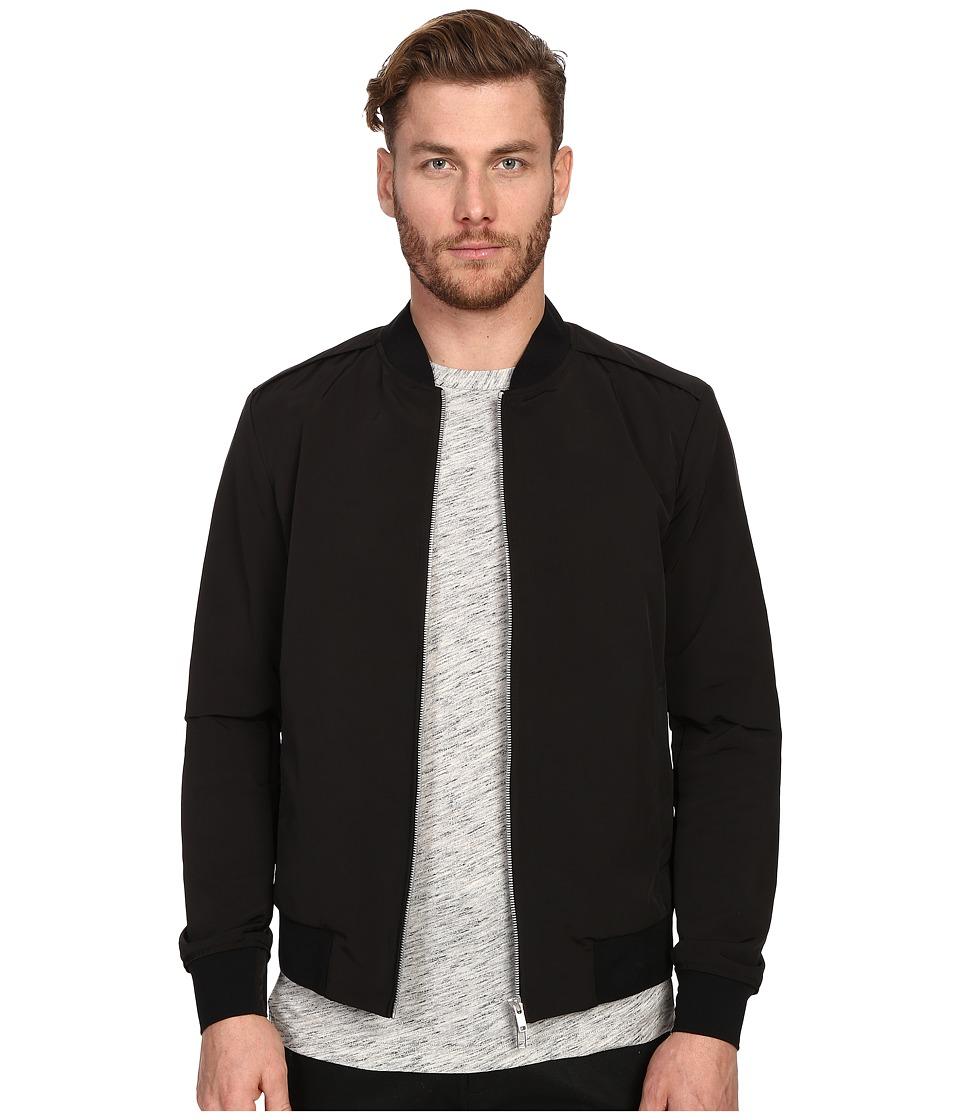 Theory Brant.Williston Outerwear Black Mens Coat