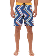 VISSLA - Raised by Waves 4-Way Stretch Boardshorts 18.5