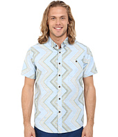 VISSLA - Raised by Waves Short Sleeve Woven