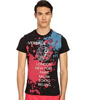 Versace Jeans - Splatter Print Tour T-Shirt