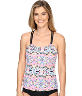 Next by Athena - Wellness Retreat Third Eye Rem Soft Cup Shirr Tankini