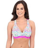 Next by Athena - Wellness Retreat 28 Minute Molded Soft Cup Sport Bra (D-Cup)