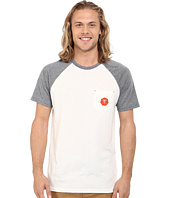 VISSLA - Pipes Short Sleeve Raglan