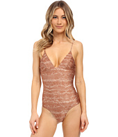 Amuse Society - Esther Snake One-Piece