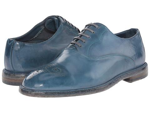 Dolce & Gabbana Dip-Dyed Calfskin Oxford Shoe