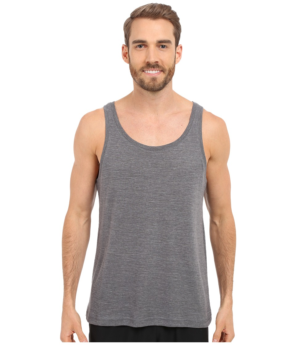 ALO Core Tank Top (Asphalt Performance Blend) Men