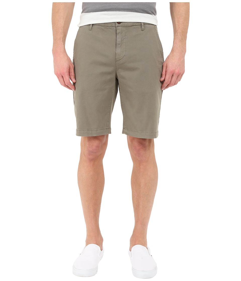 Paige Thompson Shorts in Castor Green Castor Green Mens Shorts
