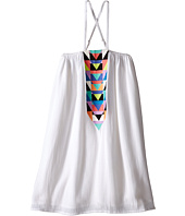 Mara Hoffman Kids - Embroidered Cross Back Dress (Toddler/Little Kids/Big Kids)