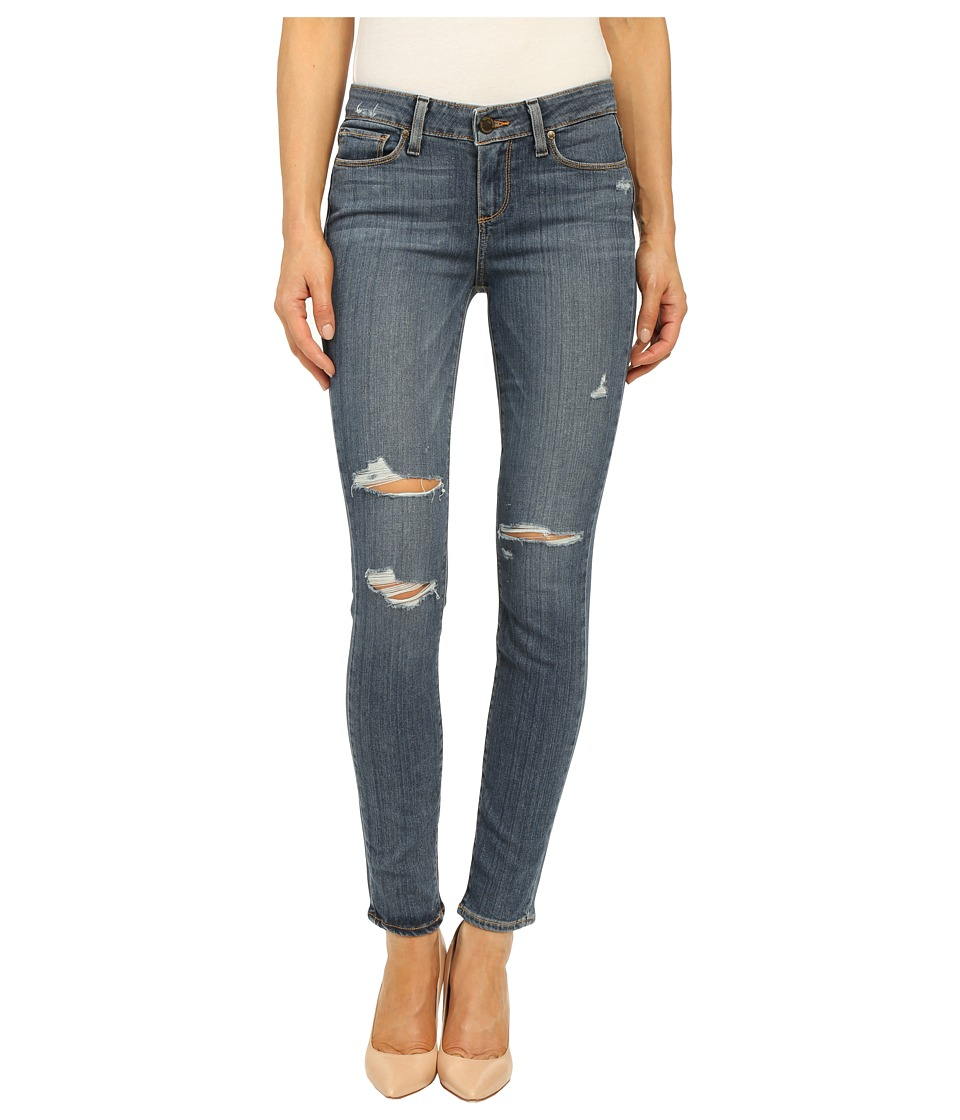 Paige Verdugo Ankle in Brady Destructed Brady Destructed Womens Jeans