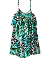 Mara Hoffman Kids - Aloe Printed Swing Dress (Toddler/Little Kids/Big Kids)