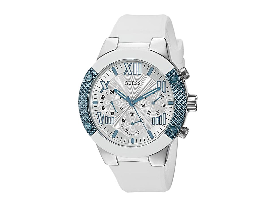 GUESS U0772L3 White Watches