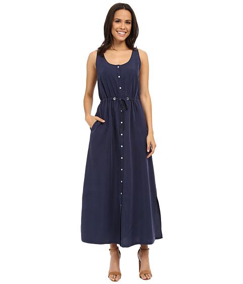 Tommy Bahama - Sansabar Button Up Sundress (Ocean Deep) Women's Dress