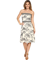 Tommy Bahama - Marceau Toile Strapless Dress