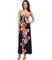 Tommy Bahama - Le Grande Fleur Strapless Dress