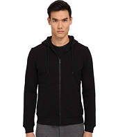 The Kooples - Sport Honey Comb Fleece Sweater