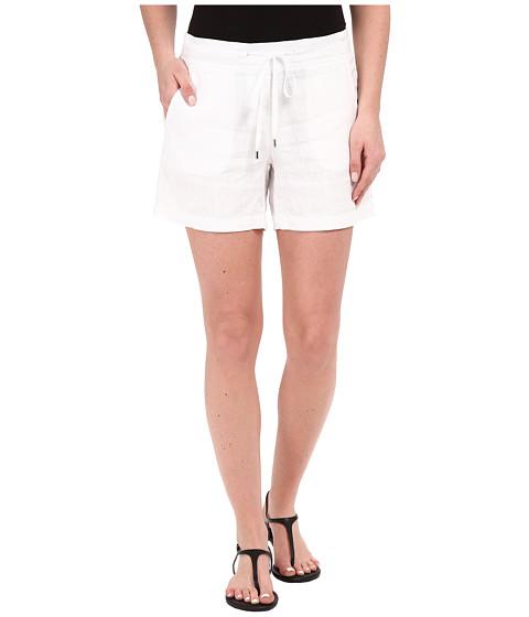 Tommy Bahama - Two Palms Drawstring Shorts (White) Women's Shorts