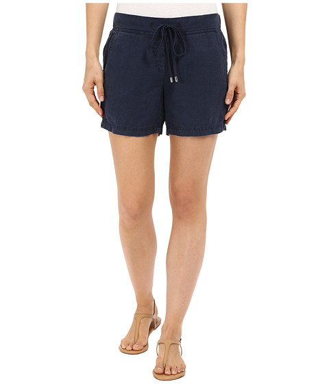 Tommy Bahama - Two Palms Drawstring Shorts (Ocean Deep) Women's Shorts