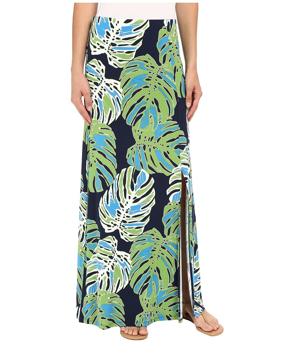 Tommy Bahama Pop Art Palms Skirt Tropic Jungle Womens Skirt