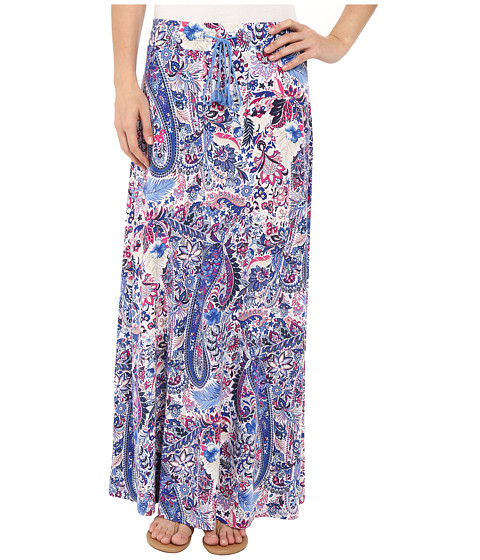 Tommy Bahama - Palais Paisley Skirt (Cobalt Haze) Women's Skirt