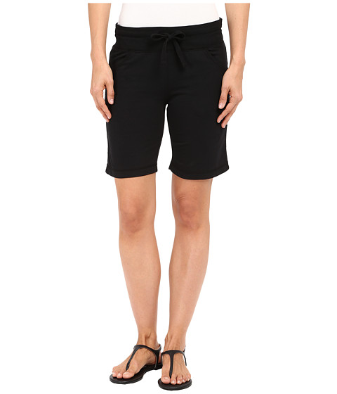 Mod-o-doc Lightweight Cashmere French Terry Drawstring Pull-On Shorts