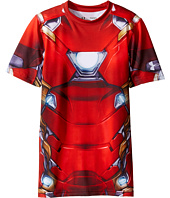 Under Armour Kids - Iron Man Suit Short Sleeve (Big Kids)