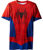 Under Armour Kids - Spiderman Suit Short Sleeve (Big Kids)