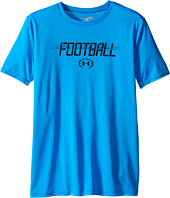 Under Armour Kids - Football Branded Short Sleeve Tee (Big Kids)