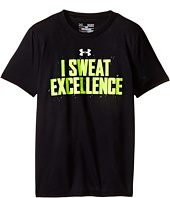 Under Armour Kids - I Sweat Excellence Short Sleeve Tee (Big Kids)