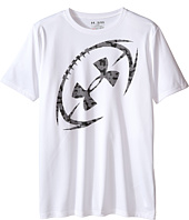 Under Armour Kids - Football Logo Short Sleeve Tee (Big Kids)