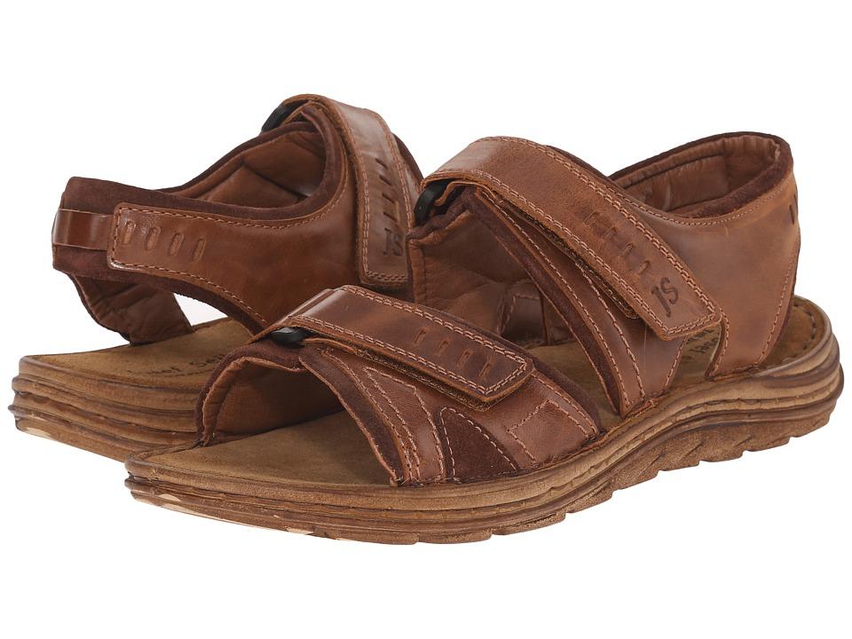 Josef Seibel - Raul 19 (Castagne/Brasil) Men's Sandals