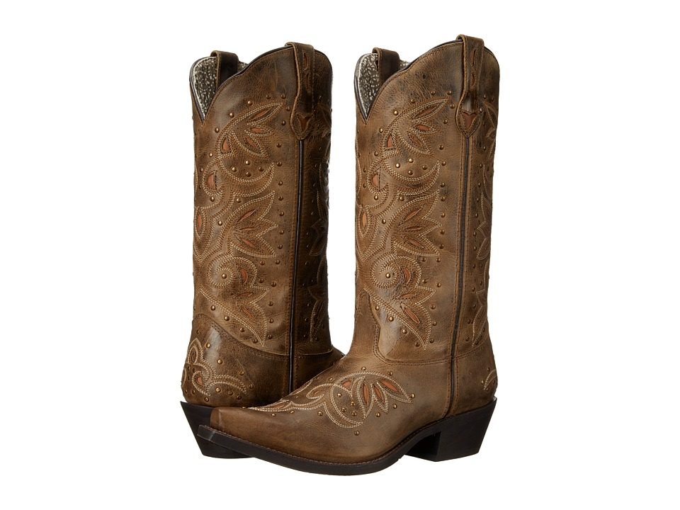 Laredo - Carmen (Brown) Cowboy Boots