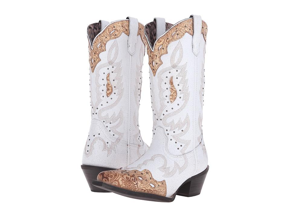 Laredo Pressley (White) Cowboy Boots