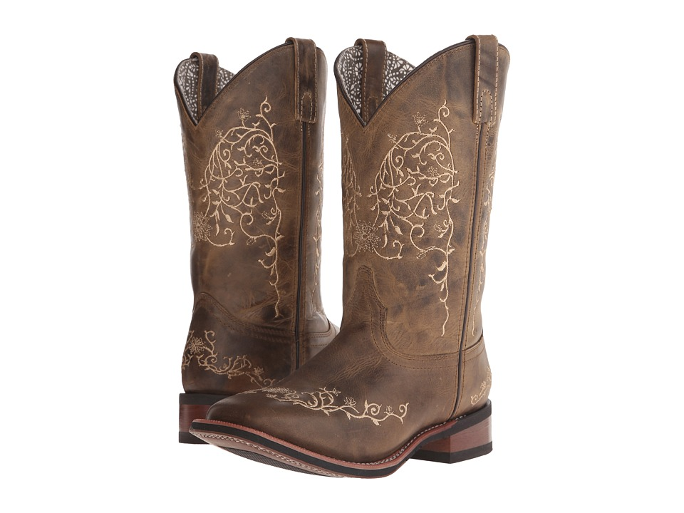 Laredo - Ivy (Brown) Cowboy Boots