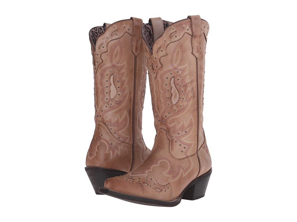 Laredo - Pressley (Brown) Cowboy Boots