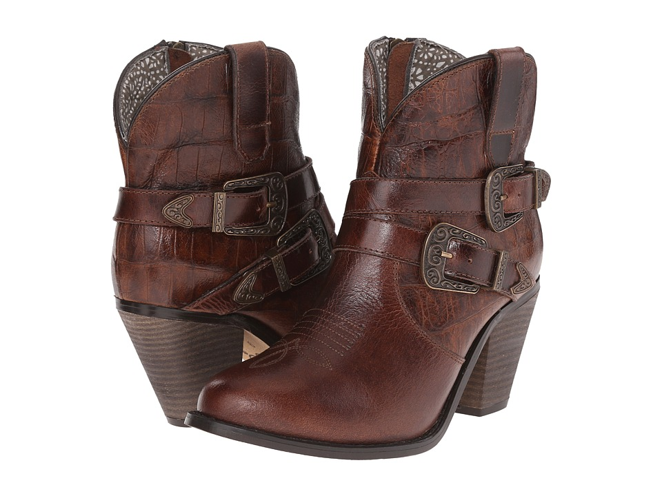 Dingo Ember (Brown) Cowboy Boots