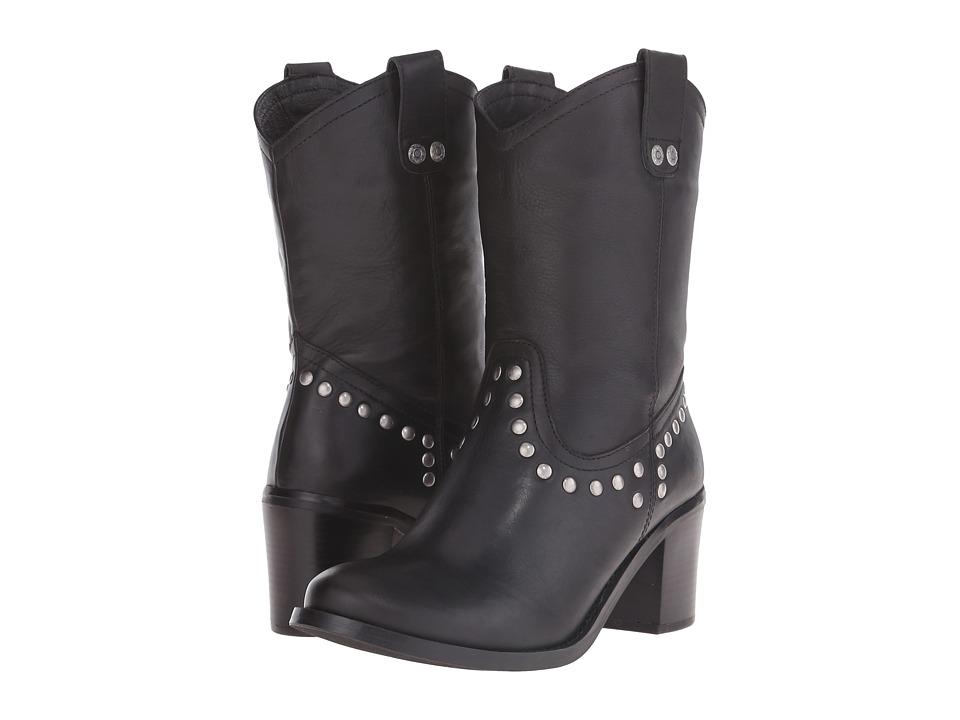 Dingo - Louisa (Black) Cowboy Boots